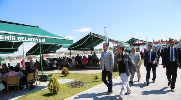 Kayseri'de Spor Yapan Kadınlar Bir Araya Geldi