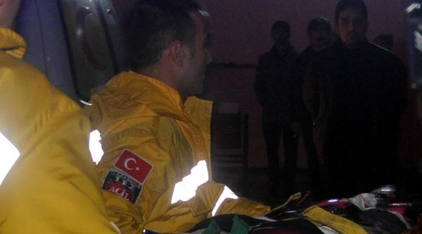 Kayseri'de Yağ Kazanı Patladı: 4 Yaralı
