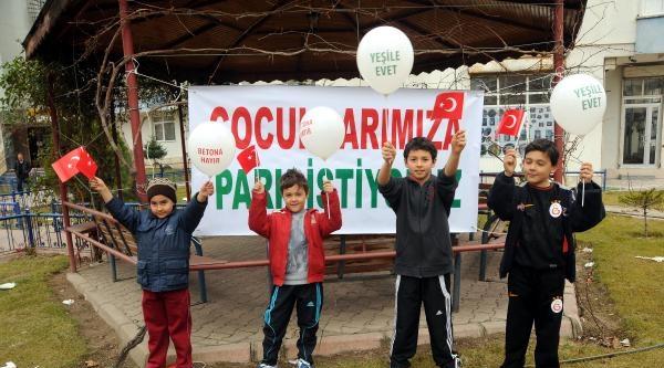 Kayseri'de Yeşil Alana Konut İznine Sporlu Tepki