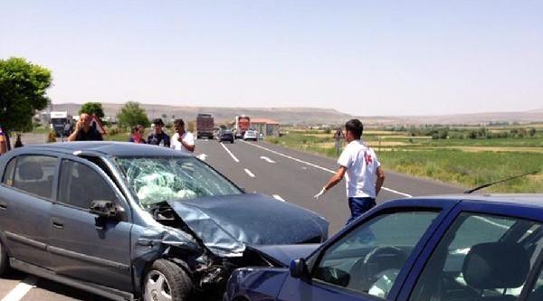 Kayseri'de Zincirleme Kaza: 11 Yaralı - Ek Fotoğraflar