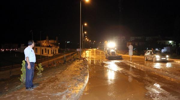 Kayseri'deki Sel Tehlikesi Ucuz Atlatıldı