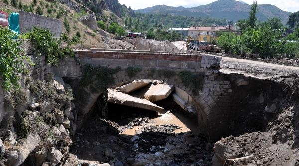 Kayseri'deki Sel Tehlikesi Ucuz Atlatıldı - Ek Fotoğraflar