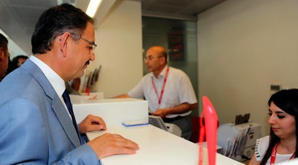 Kayseri'den Erdoğan'a Bağışlar