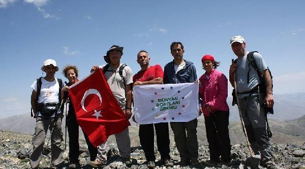 Kayserili Doğaseverler Tunceli'de