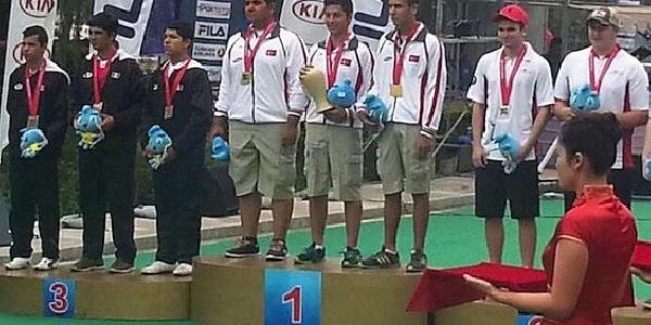 Kayserili Furkan Okçulukta Dünya Şampiyonu Takimda