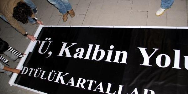Kayserispor-Beşiktaş Maçi Öncesi Fotoğraflari