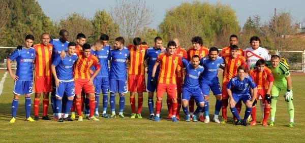 Kayserispor-Erciyesspor (Özel Maç) Fotoğraflari