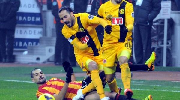 Kayserispor-Eskişehirspor Ek Fotoğraflar