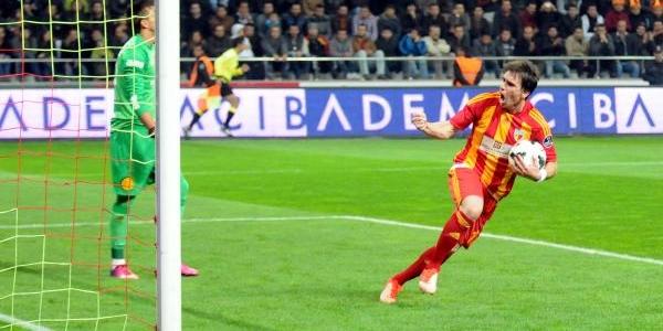 Kayserispor-Galatasaray  Ek Fotoğraflari