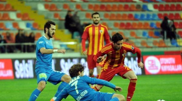 Kayserispor-medicalpark Antalyaspor Maçı Fotoğrafları(2)