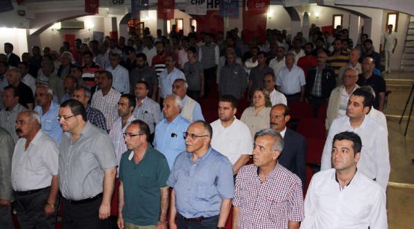 Kayyum Heyetinin Yönettiği Chp'de İl Başkanlığı Kongresi Yapıldı