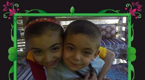 Kaza Kurbanı Çift İle Çocuklari Toprağa Verildi