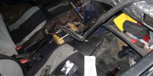 Kaza Yapanlari Kurtarmaya Giderken Minibüsle Çarpiştilar