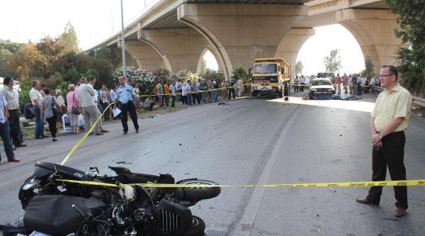 Kazada 2 Kişinin Ölümüne Yolaçan Müteahhite 15 Yıl Hapis Cezası İstemi