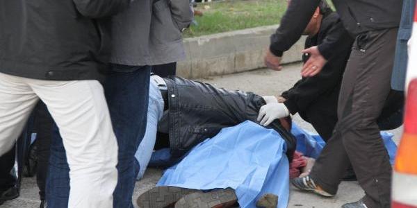 Kazada Kardeşi Ölen Ağabeyin Gözyaşlari