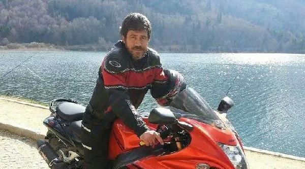 Kazada Ölen Motosiklet Tutkunu Kuaför Toprağa Verildi