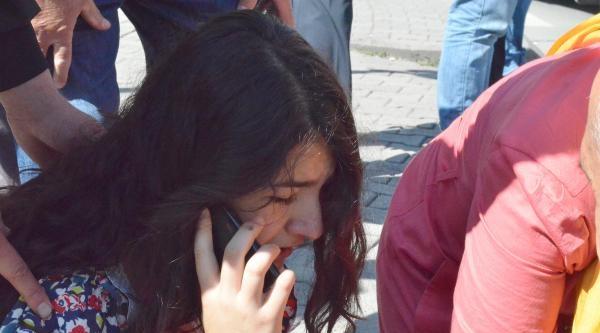 Kazada Yaralandı, 'sınava Giremeyeceğim' Diye Ağladı