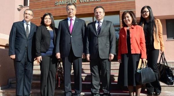 Kazakistan Büyükelçisi Tüymebayev: Türkiye Ile Ilişkilerimiz Gelişecek