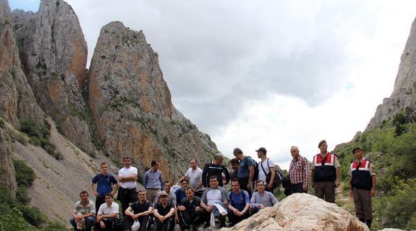 Kazankaya Kanyonu Turizme Kazandırılacak