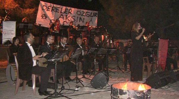 Kazdağları Köylerine Klasik Müzik Ziyafeti