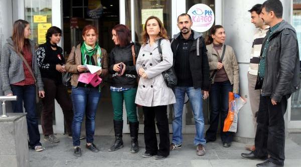 Kck Tutuklusu Kadinlara Kart Gönderildi