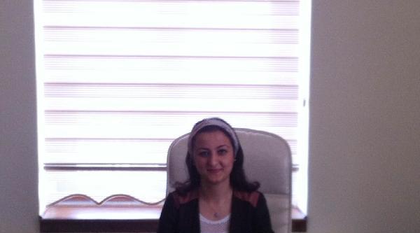 Kelkit Belediyesi'nde Kadın Başkanvekili