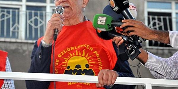 Kemal Burkay: Kürt Sorununun Çözümü Federasyonla Olur