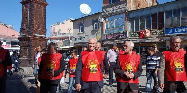 Kemal Burkay: Şiddet, Inkar Ve Baskiyla Sorunlar Çözülmüyor