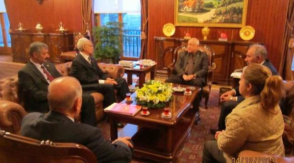 Kemal Burkay'dan, Tbmm Başkani Çiçek'e 'çözüm' Mektubu