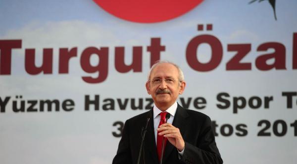 Kemal Kılıçdaroğlu: Asla Yılmayacağız  / Fotoğraflar