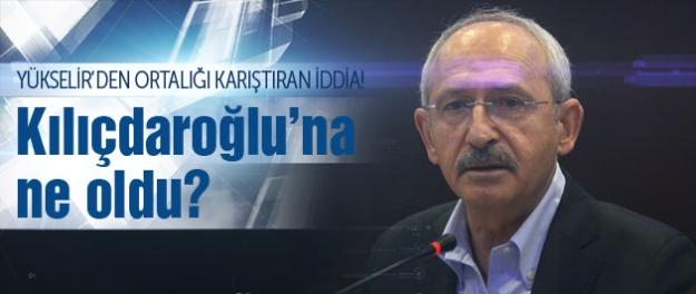 Kemal Kılıçdaroğlu istifa etti