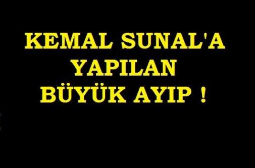 Kemal Sunal'a yapılan büyük ayıp!
