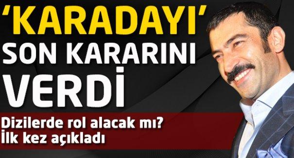 Kenan İmirzalıoğlu son kararını verdi!