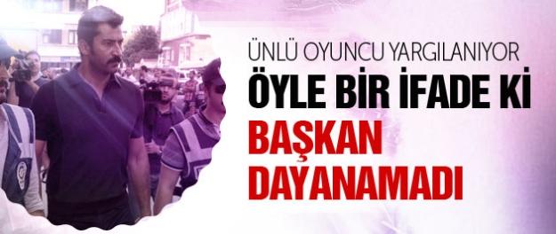 Kenan İmirzalıoğlu'nun mahkemedeki ifadesi bomba