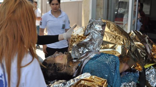 Kendini Ateşe Veren Ziraat Mühendisi Kadın Öldü