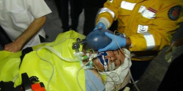 Kenya'da Vurulan Işadami Ambulans Uçakla Konya'ya Getirildi