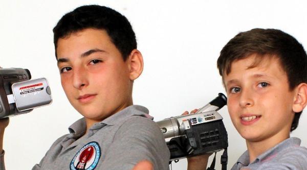 Kepezli Çocuklar Kısa Filmde Türkiye Birincisi Oldu