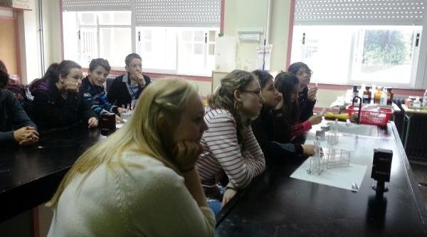 Kerimbeyli Öğrenciler Ispanya'Da