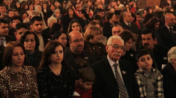 Kerkük Hiristiyanlari, Şiddet Gölgesinde Noel'i Kutladi