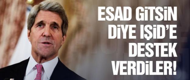 Kerry'den Türkiye için ağır IŞİD iması!