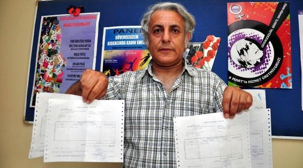 Kesilen Para Cezalarini Aihm'e Taşiyan Öğretmene, Şimdi De Gezi Soruşturmasi