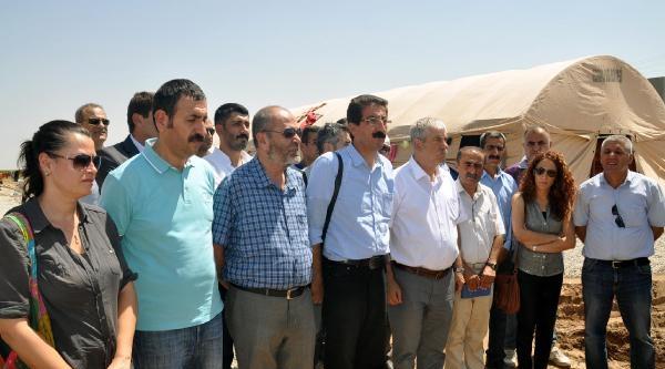 Kesk Genel Başkanı Özgen: Bizim İçin Gazze Ne İse Rojava Ve Şengal O Dur