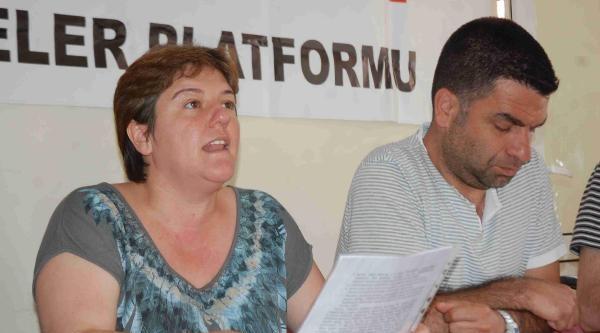 Kesk'ten Ak Parti İlçe Teşkilatına Suçlama