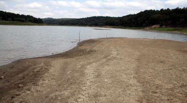 Ketence Göleti De Kuruma Tehlikesiyle Karşı Karşıya