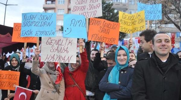 Kiliç: Hala Atatürk Olimpiyat Stadi'nin Borcunu Ödüyoruz (3)