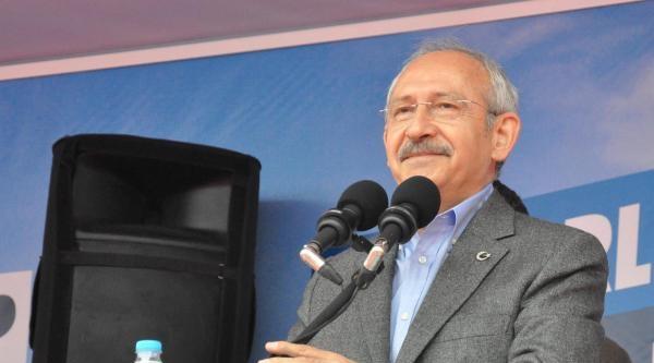Kılıçdaroğlu: 17 Aralık'ta Devleti Nasıl Soydukları Ortaya Çikti