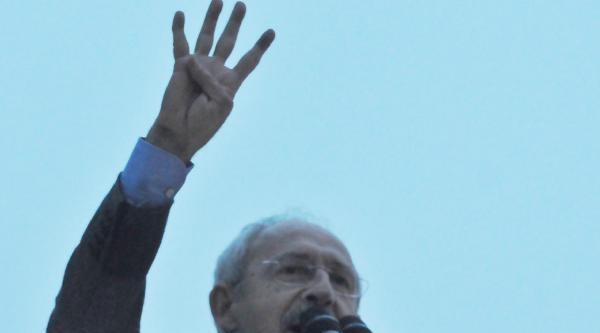 Kılıçdaroğlu: 17 Aralık'ta Devleti Nasıl Soydukları Ortaya Çikti(3)