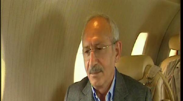 Kılıçdaroğlu : 25 Mart'ta Nelerin Olacağını İyi Bildiği İçin Twitter Yasağını Getirdi (2)