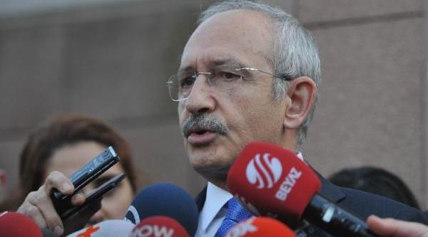 Kiliçdaroğlu: 2 Ön Koşulumuz Gerçekleşirse Anayasa Değişikliği Gündeme Gelebilir