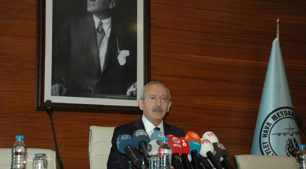 Kiliçdaroğlu Abd'ye Gitti